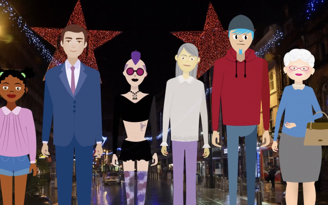 Nuevo vídeo de animación «What are you gonna give at Christmas?»
